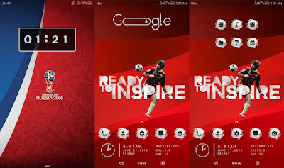 Download FIFA World Cup 2018 Special Edition Theme for EMUI