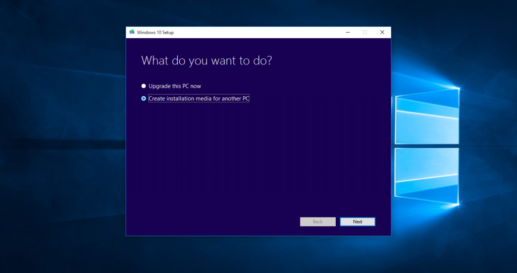 How to make a bootable usb for windows 10 computerlearningz for Windows 8 architecture