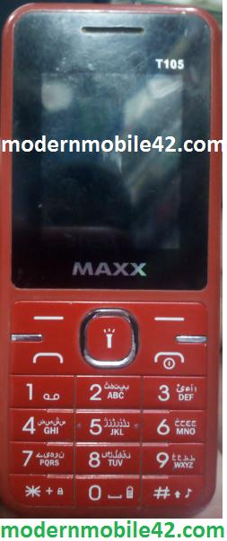 maxx t105 v2 flash file