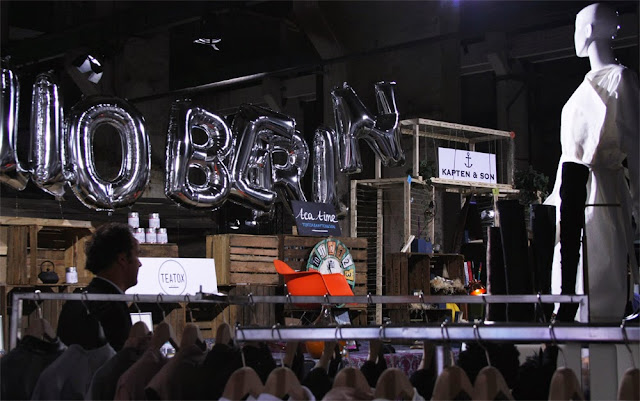Show and Order MBFW Fashion Week Berlin Teatox abnehmen Detox Tee testen kaufen Berlin Mitte Modemesse