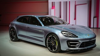 Porsche Panamera Sport Turismo Wagon Review