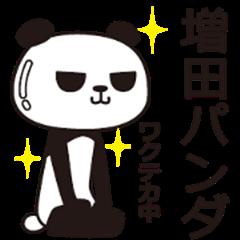 The Masuda panda