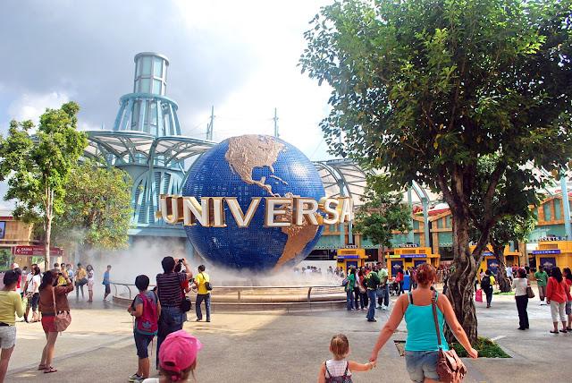 Universal Studios - Singapore