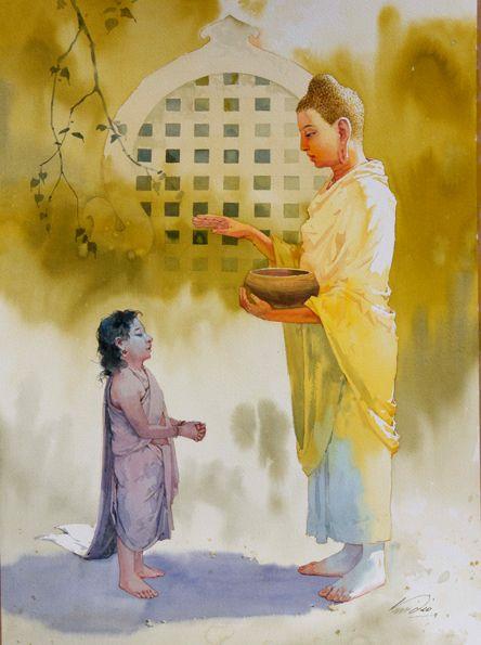 Đạo Phật Nguyên Thủy - Tìm Hiểu Kinh Phật - TRUNG BỘ KINH - Angulimala