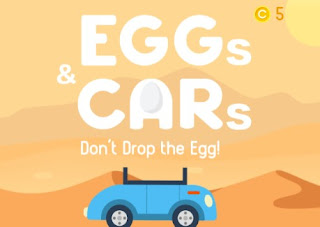Eggs and Cars Action Online Game