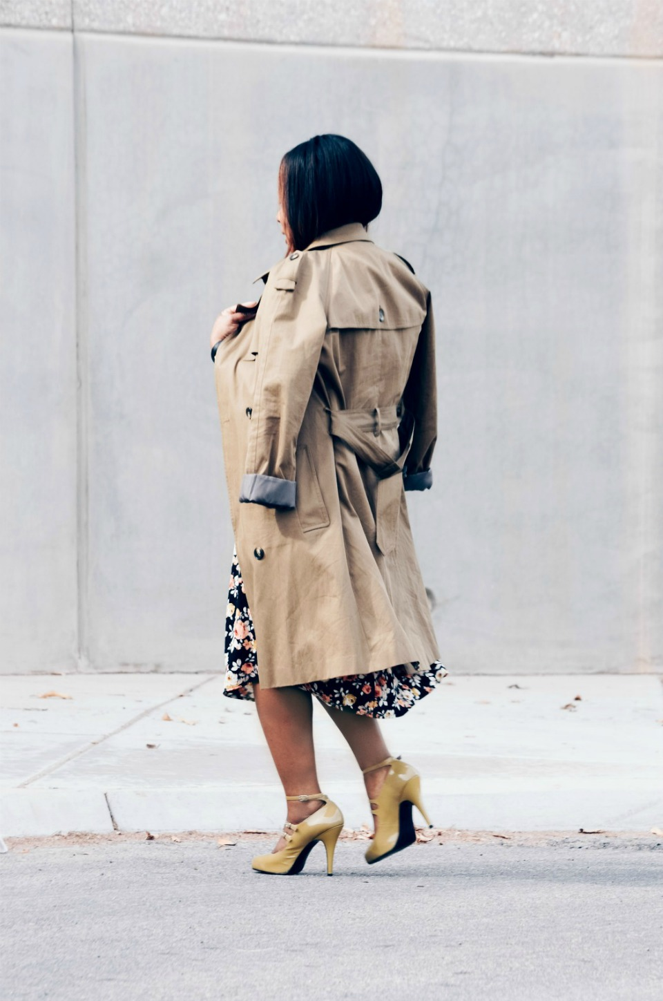 Spring-Must Have - Transitional Wardrobe Piece - THe Trench Coat