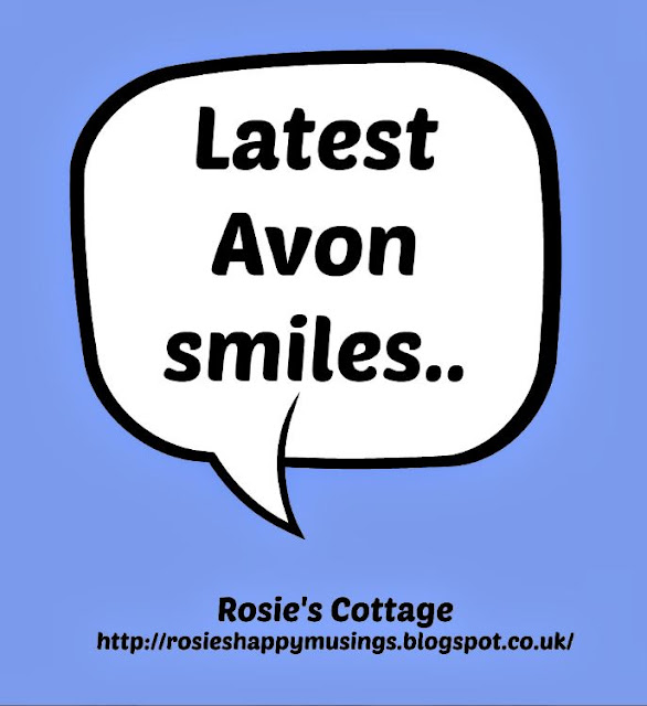Latest Avon Smiles - What's inside my latest Avon products delivery?