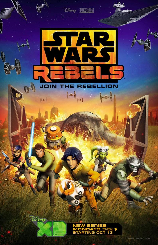 Star Wars Rebels ศึกกบฎพิทักษ์จักรวาล [HD][พากย์ไทย]
