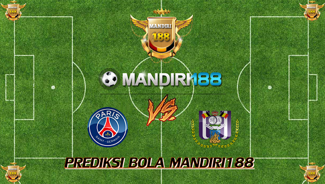 AGEN BOLA - Prediksi Paris Saint Germain vs Anderlecht 1 November 2017