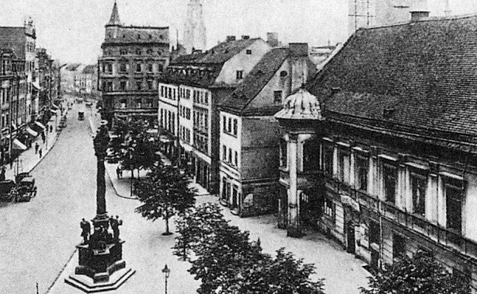 Rathaus Keller   Schweidnitz