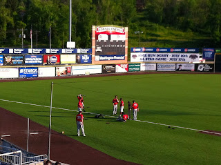 Consul Energy Park Pregame - Washington, PA
