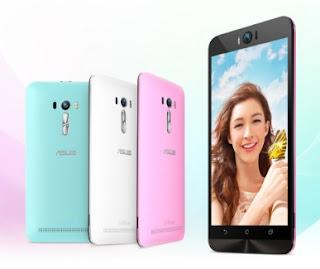 Asus ZenFone Selfie 4G Layar 5,5 inci