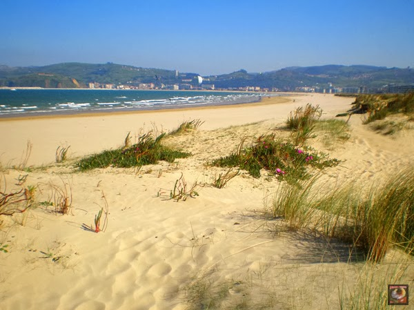 Playa la Salvé, Laredo, Cantabria