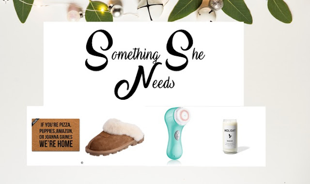 something she needs - christmas gift guide