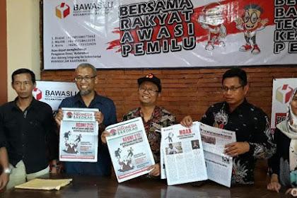 """Allahu Akbar! Para Pengurus Masjid Di Sukoharjo Bakar Tabloid """"Indonesia Barokah"""""""