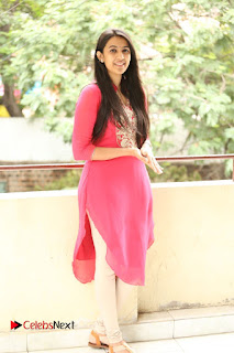 Actress Niharika Pictures at Konidela Interview  0108