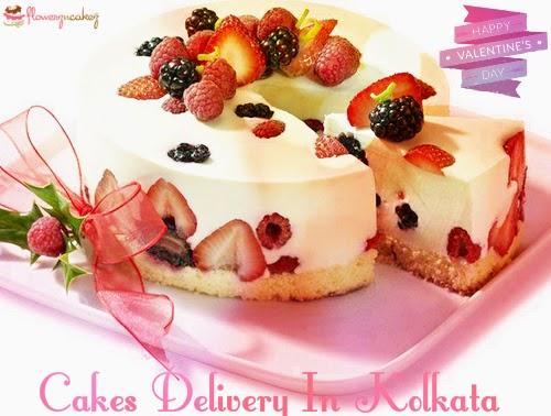 Birthday Cakes In Kolkata