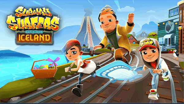 Subway Surfers 1.111.0 | Unlimited Coins/Keys