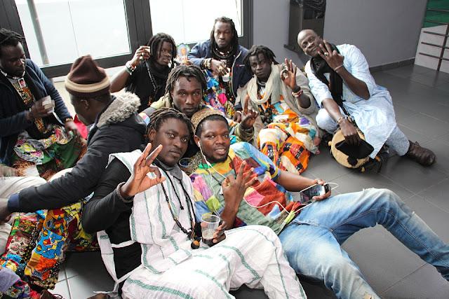 Celebración del 56 años de la independencia nacional de Senegal