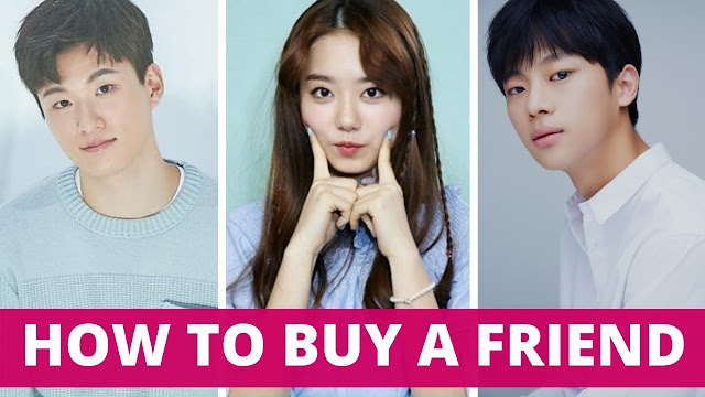 How to Buy a Friend Episode