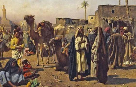 4 Peradaban Islam Pada Masa Rasulullah SAW
