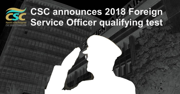List of Needed Documents, Forms, IDs 2018 Foreign Service Officer (FSOE) qualifying test