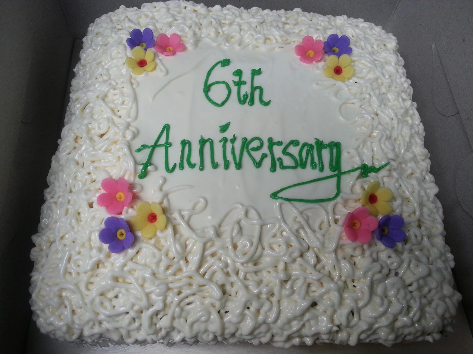 sweet like honey Kisah 6th wedding anniversary kami
