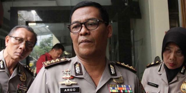 Ditanya Apakah Habib Rizieq Langsung Ditangkap Begitu Tiba di Indonesia, Tanggapan Polri....