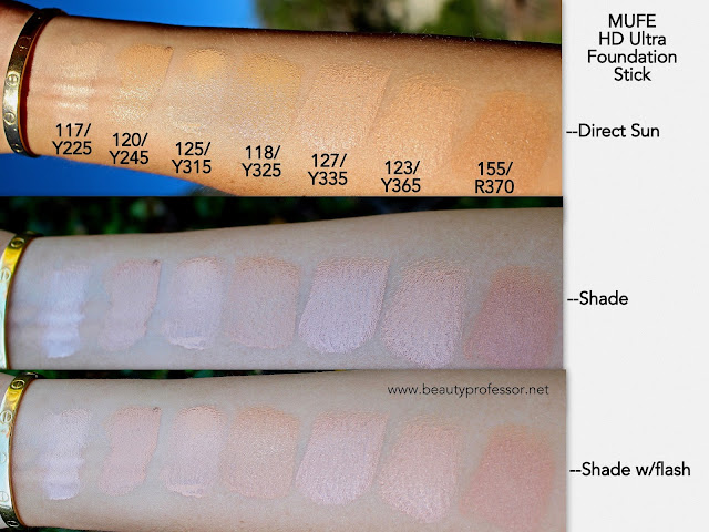 Make Up Forever Ultra Hd Invisible Cover Stick Foundation