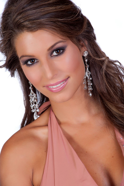 Matagi Mag Beauty Pageants: Laury Thilleman - Miss Universe France 2011
