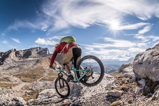 Hinterrad Versetzen Trail Cima Josef