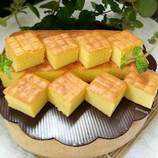 Resep Cara Membuat Bolu Butter Simple