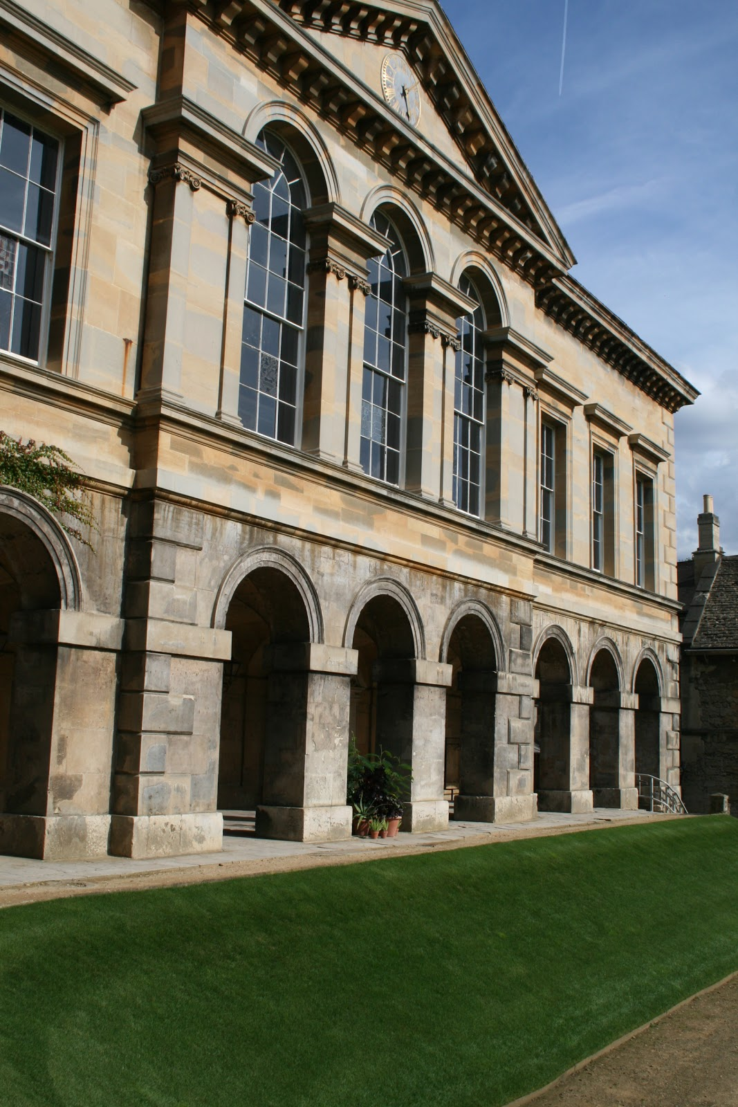 University Of Oxford: College University: Worcester College University Of Oxford