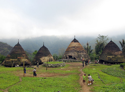 Wae Rebo Traditional Village