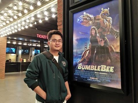 BUMBLEBEE, Robot Prajurit Transformers Pelindung Bumi