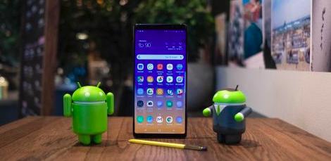 Cara Memutar Layar Utama Samsung Galaxy Note 9