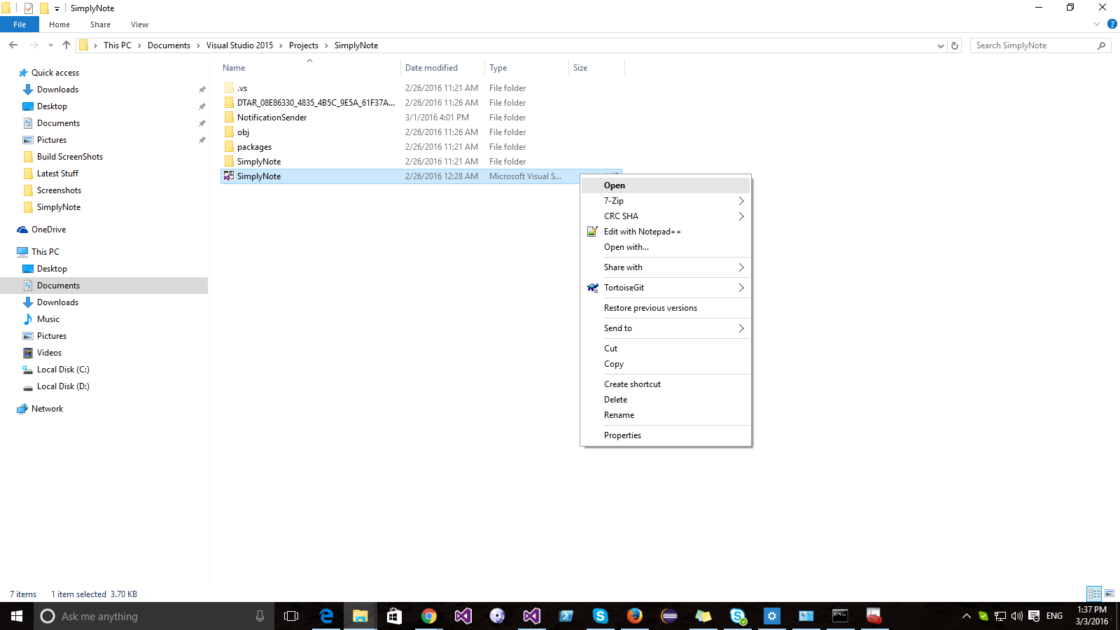 GET EVERY CODE YOU WANT: UWP : How to create an Appx package using