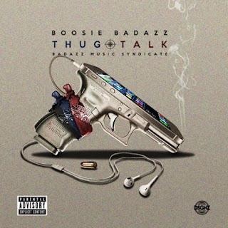 Boosie Badazz's 'Thug Talk' Cover & Track Listing