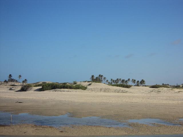Praia de Águas Belas, Ceará