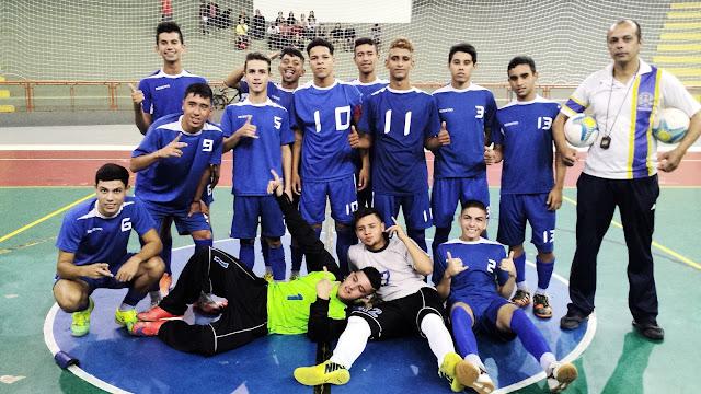 Futsal Registro-SP vence Santos e é campeão da fase sub-regional dos Jogos Abertos