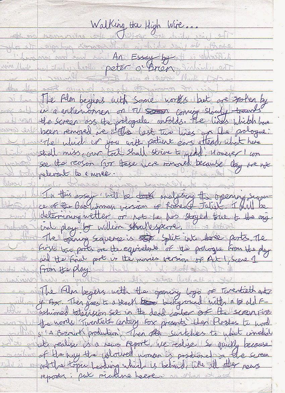 Nature conservation essay