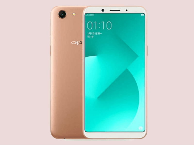 OPPO A83 with 5.7-inch 18:9 scfeen now official