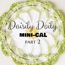 Daisily Doily mini-CAL (part 2)