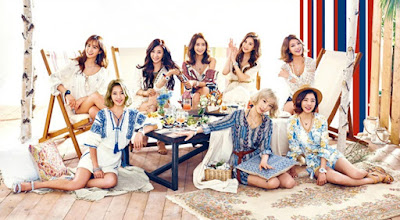 เกิลส์เจเนอเรชัน (Girls' Generation)