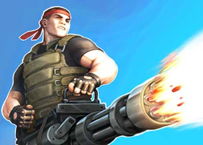 لعبة مدفع للايجار Guns 4 Hire