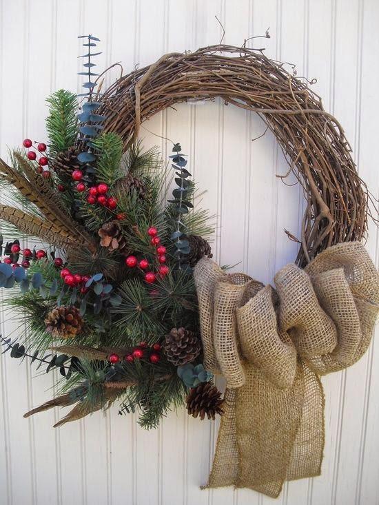 Muyamenocom Decoración De Navidad Estilo Vintage 2