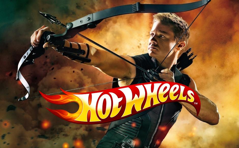 """Filme de """"Hot Wheels"""" terá Jeremy Renner no elenco, segundo diretor"""