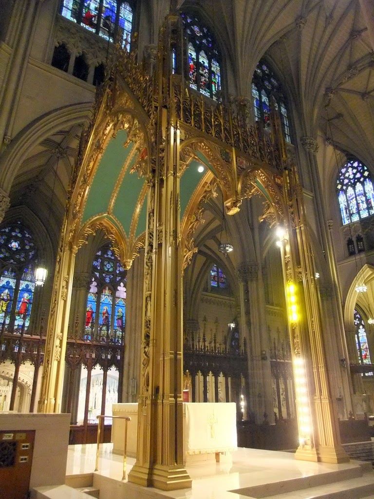 St Patricks Cathedral New York NY