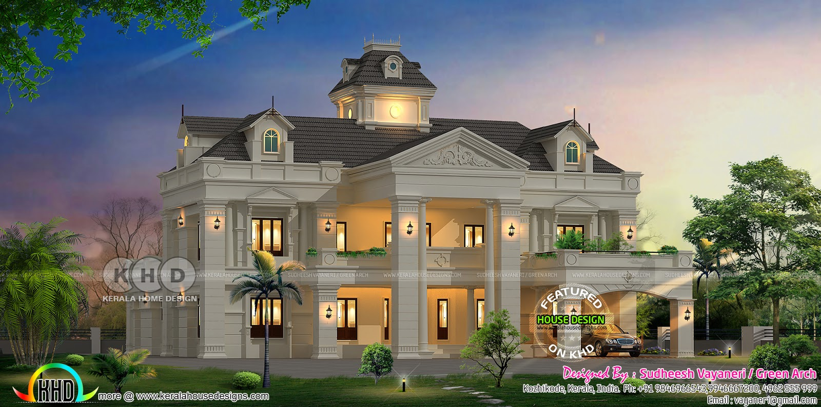 32   Kerala home design and floor plans   32+ houses