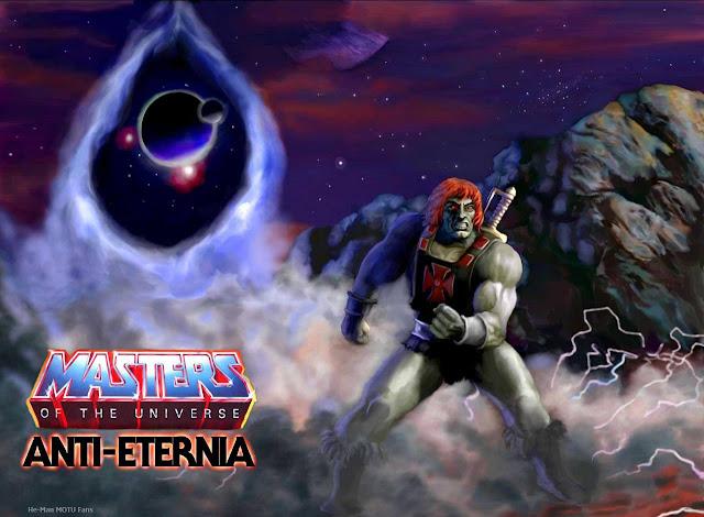 Lutz Schmierbach-Deimos per i Masters Of The Universe!